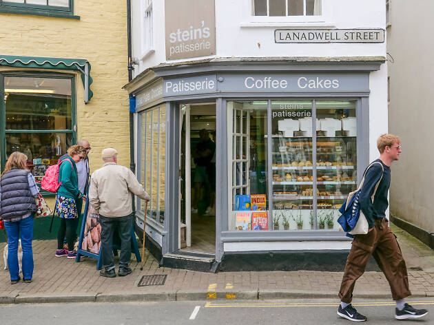 Rick Stein's Patisserie in Padstow