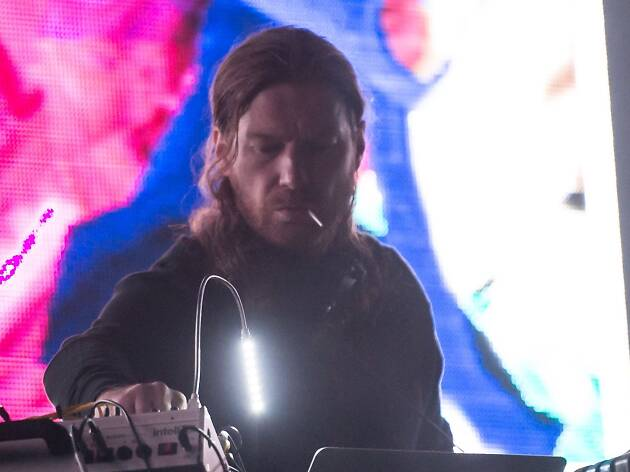 JUST ANNOUNCED: Aphex Twin is playing Printworks