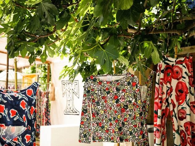 La marca Tráfico de modas reneix a Palo Market