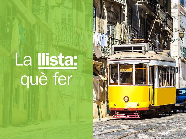 què fer Lisboa