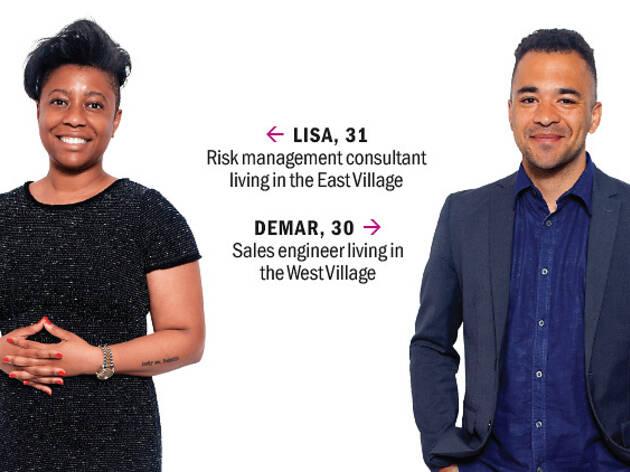Lisa and Demar