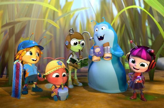 Netflix infantil: 14 filmes e séries para entreter os miúdos