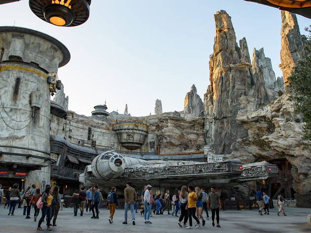 (Photograph: Courtesy Todd Wawrychuk/Disney Parks)