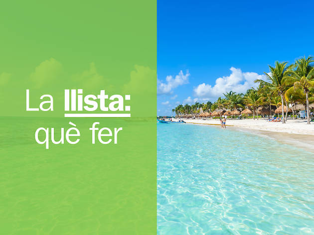 què fer Cancún