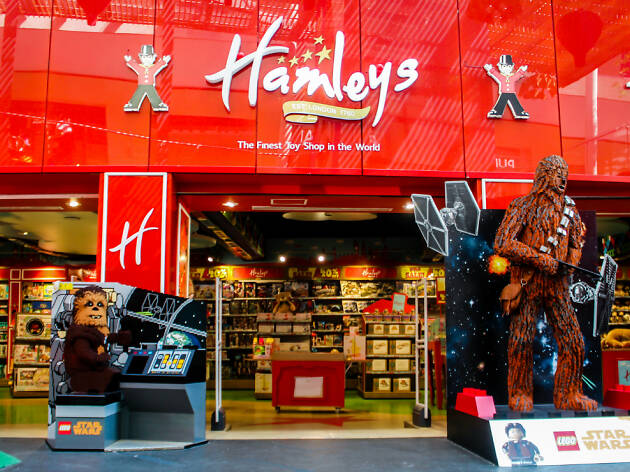 Hamleys Artz Pedregal