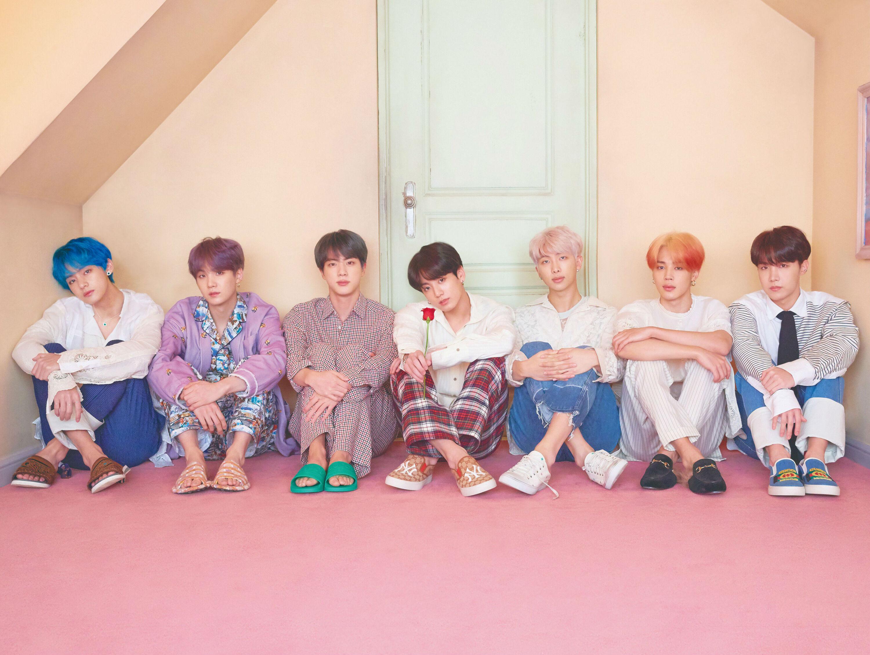 BTS una de nuestras bandas de kpop favoritas