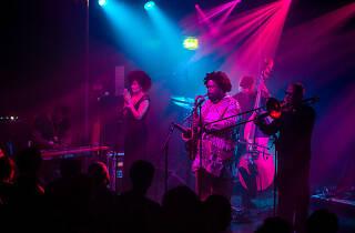 Jazz en la CDMX