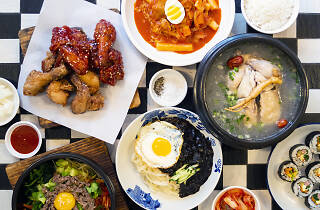 Han Sung Korean Cuisine漢城美食