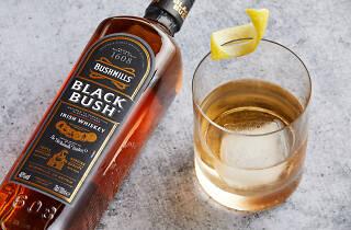 Bushmills x Iki-jime whiskey dinner