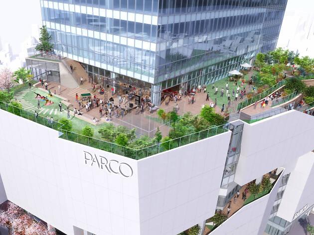 新生渋谷PARCOの全貌が発表、オープンは11月下旬
