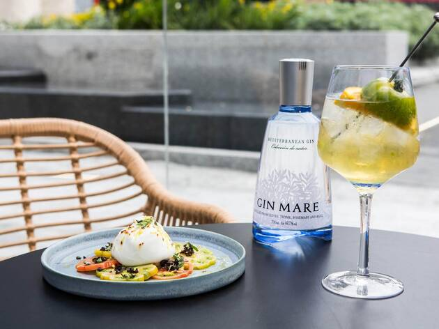 Time Out Table for Two: Gin Supper Club Box
