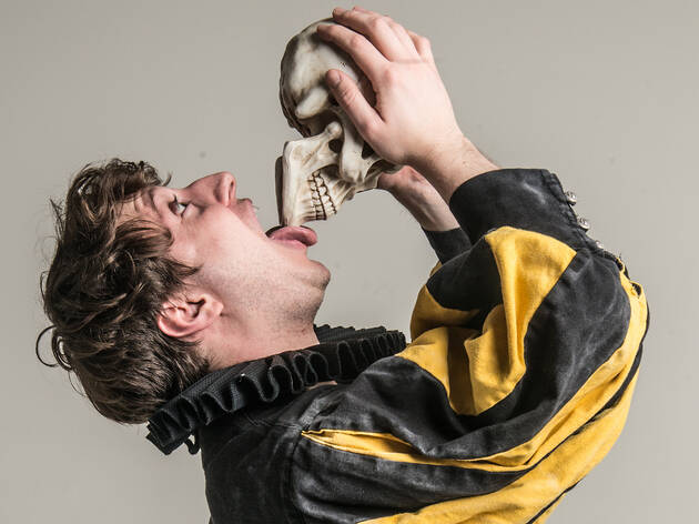 41% off 'Sh!t-Faced Shakespeare: Hamlet' at Leicester Square Theatre