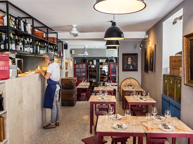 Restaurante, Taberna do Calhau, Alentejano