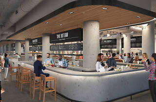 Time Out Market Boston (rendering)