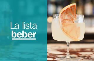 La lista beber: los mejores bares de la CDMX