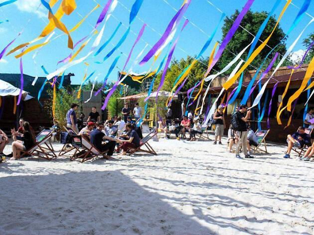 PWFM Summerclub n°1 à LaPlage - Fête de la Musique