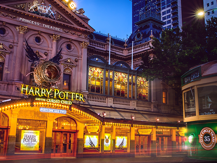 Where to sit in Melbourne's theatres