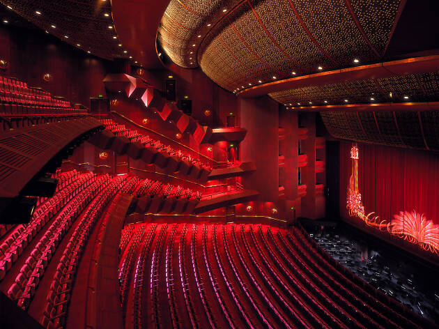 Arts Centre Melbourne State Theatre supplied image