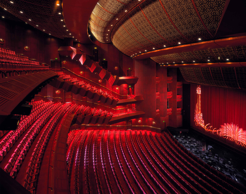 Arts Centre Melbourne State Theatre supplied image