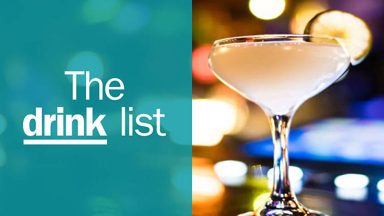 Drink List Vegas