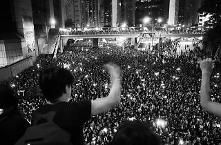 Hong Kong street protests