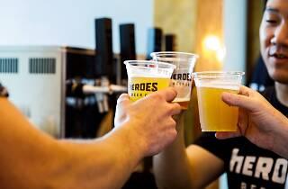 heroes beer - beer we go