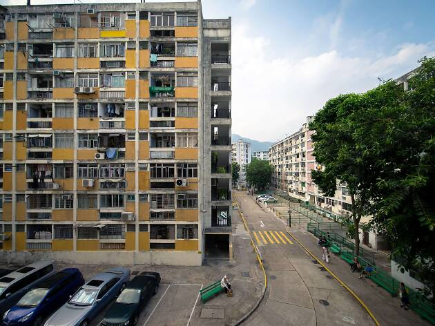 Tai Hang Sai Estate