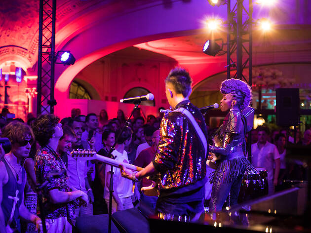 Montreux Jazz Festival, jam session