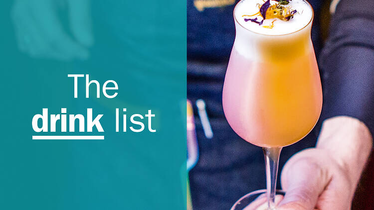 Drink List English anglès inglés Barcelona