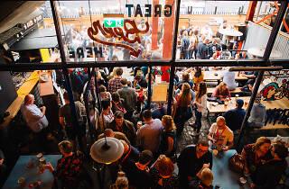 Camden Town Brewery: New Beer Thursdays