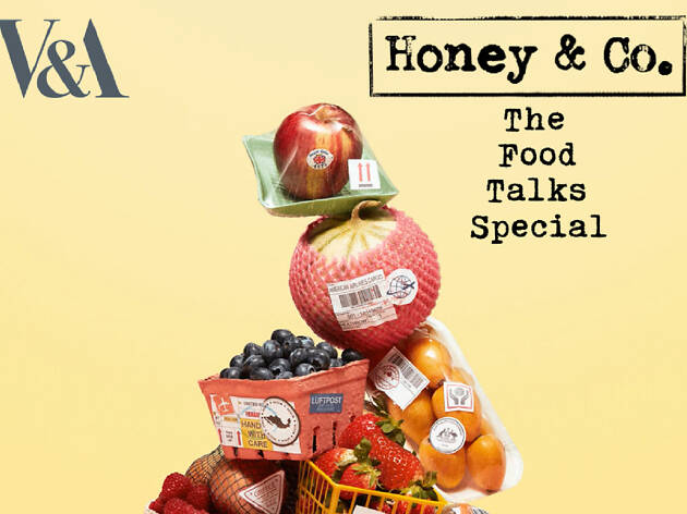 Honey & Co: The Food Talks LIVE at the V&A