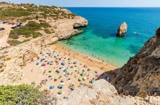 praias no Algarve