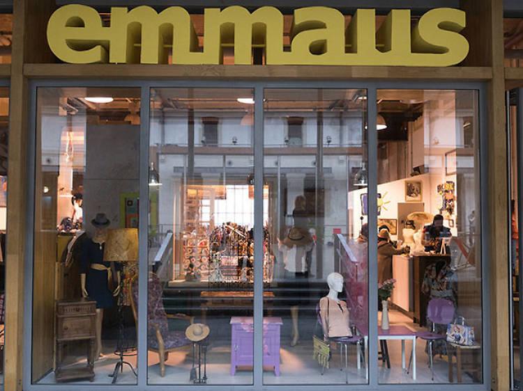 Emmaüs Défi - Boutique du 104