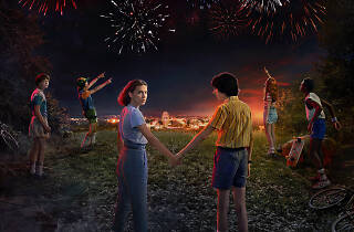 'Stranger Things 3' Fun Fair