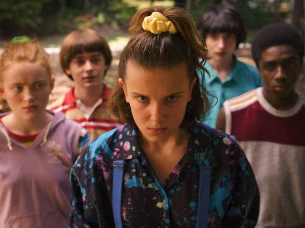 Stranger Things, tercera temporada