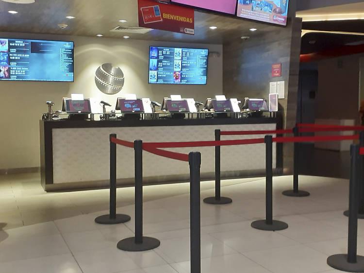 Cinemex Portal Centro