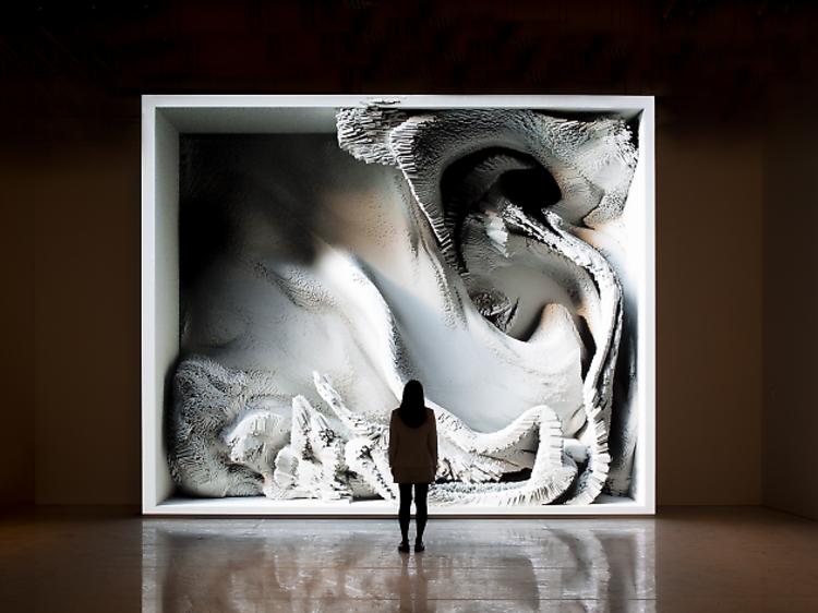 Melting Memories – Refik Anadol