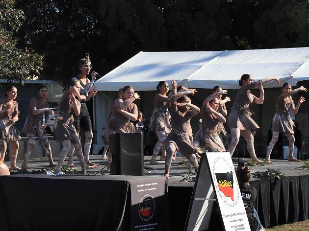 AbSec's NAIDOC Family Fun Day