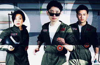 Skyduck: A Chinese Spy Comedy Belvoir 25a supplied 2019