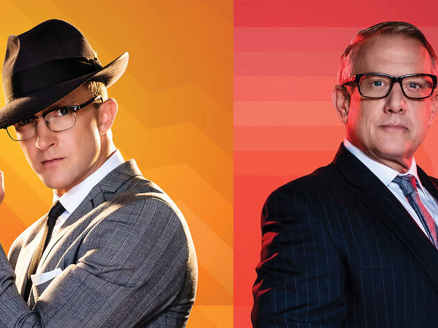 Catch Me If You Can 2019 supplied Hayes Theatre