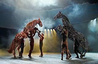 War Horse 2020 tour supplied