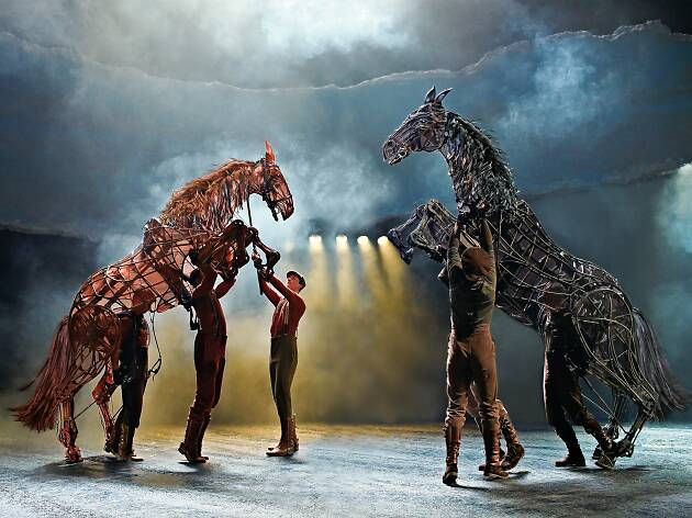 War Horse 2020 tour supplied