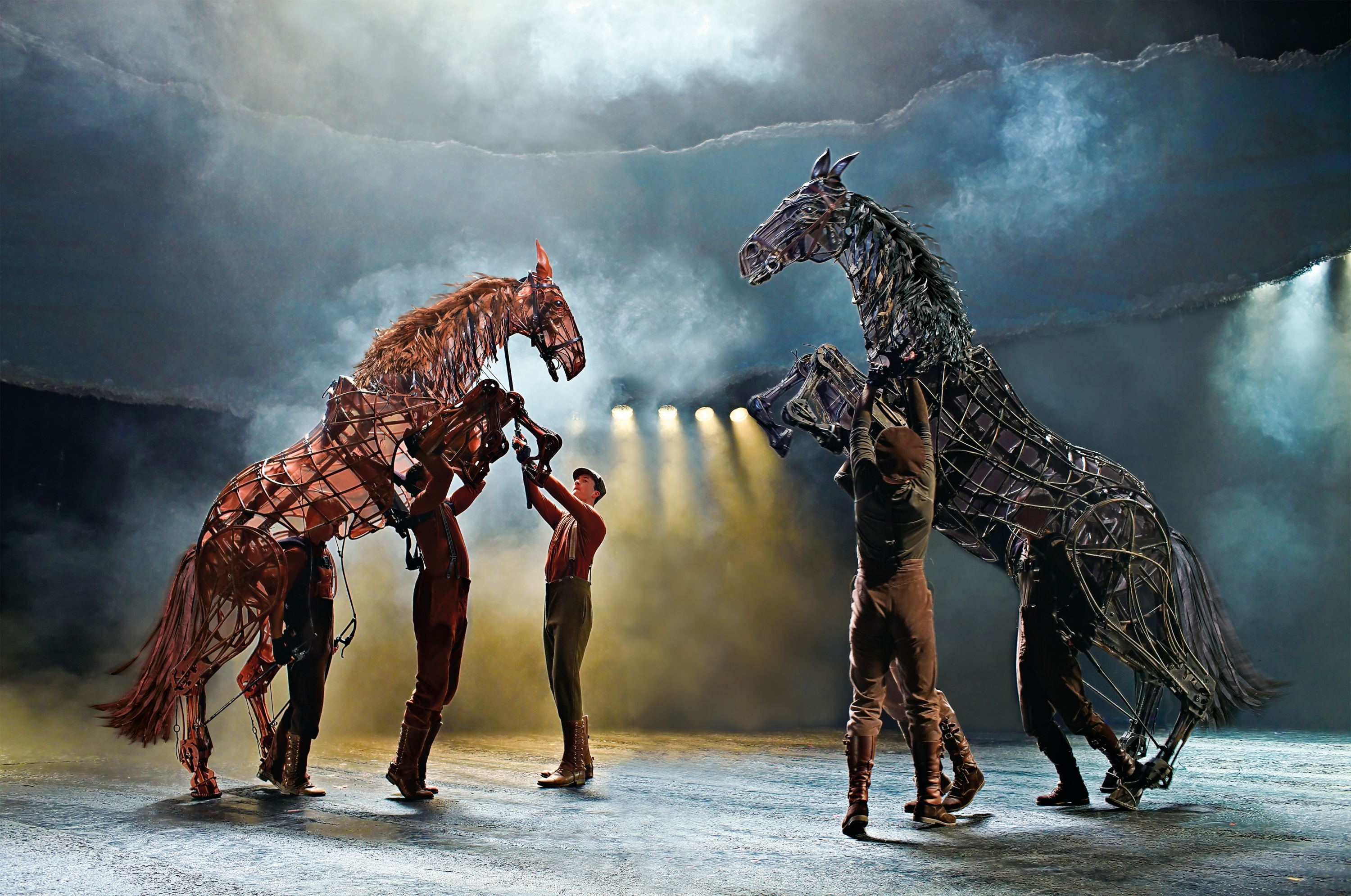 War Horse is galloping back to Melbourne