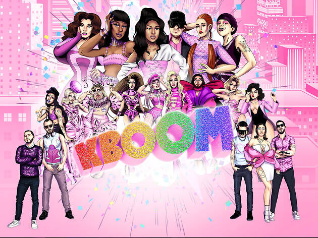 Fiesta gay pride KBOOM