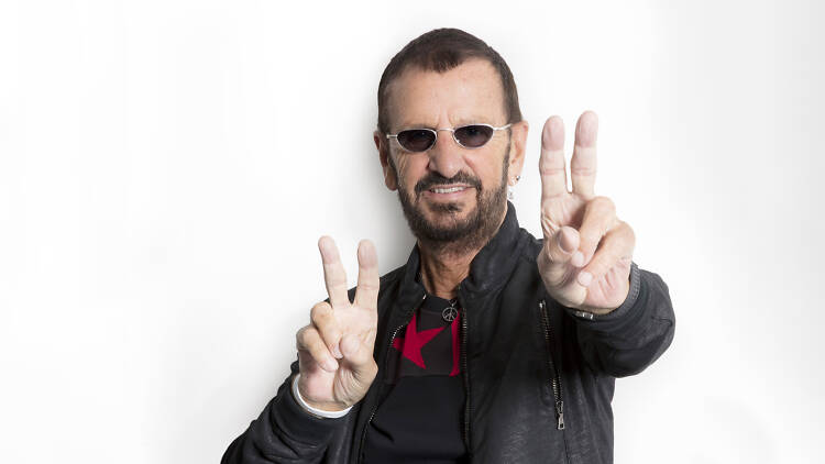 Ringo Starr celebrará su cumpleaños 80 en un show íntimo con grandes invitados