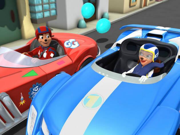 Mickey: Aventuras sobre ruedas: Temporada 2