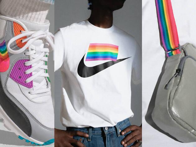 Ropa, tenis y accesorios para celebrar el Mes del Orgullo LGBTTTI