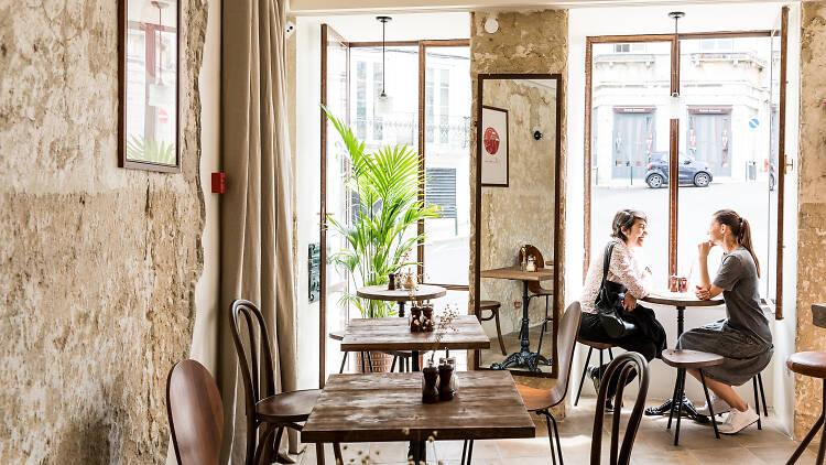 Seagull Method Café