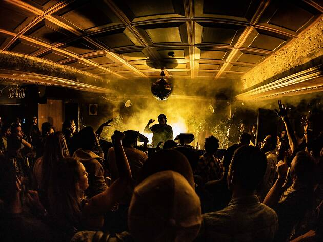 Mumbai club scene