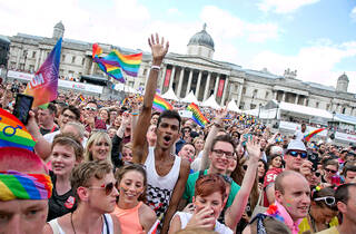 Pride in London 2015